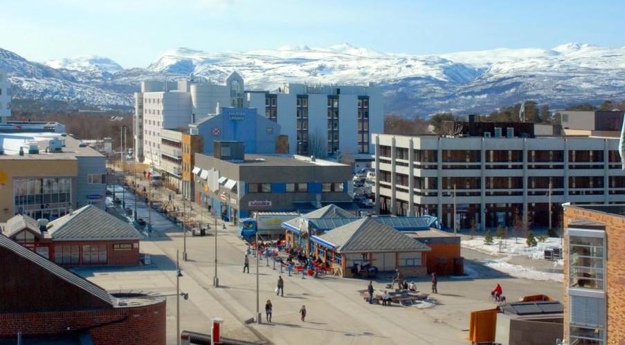 Alta sentrum